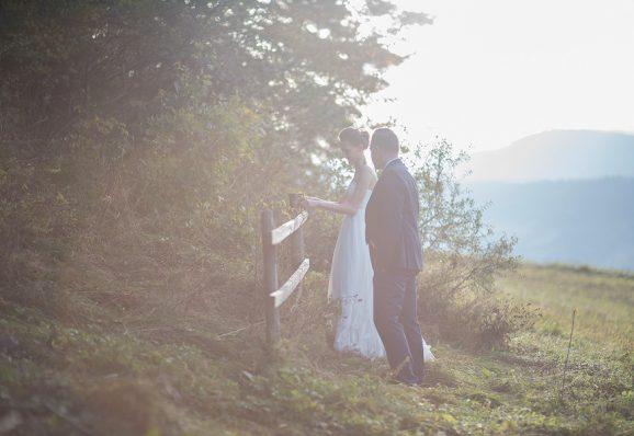 Anna i Adrian - plener